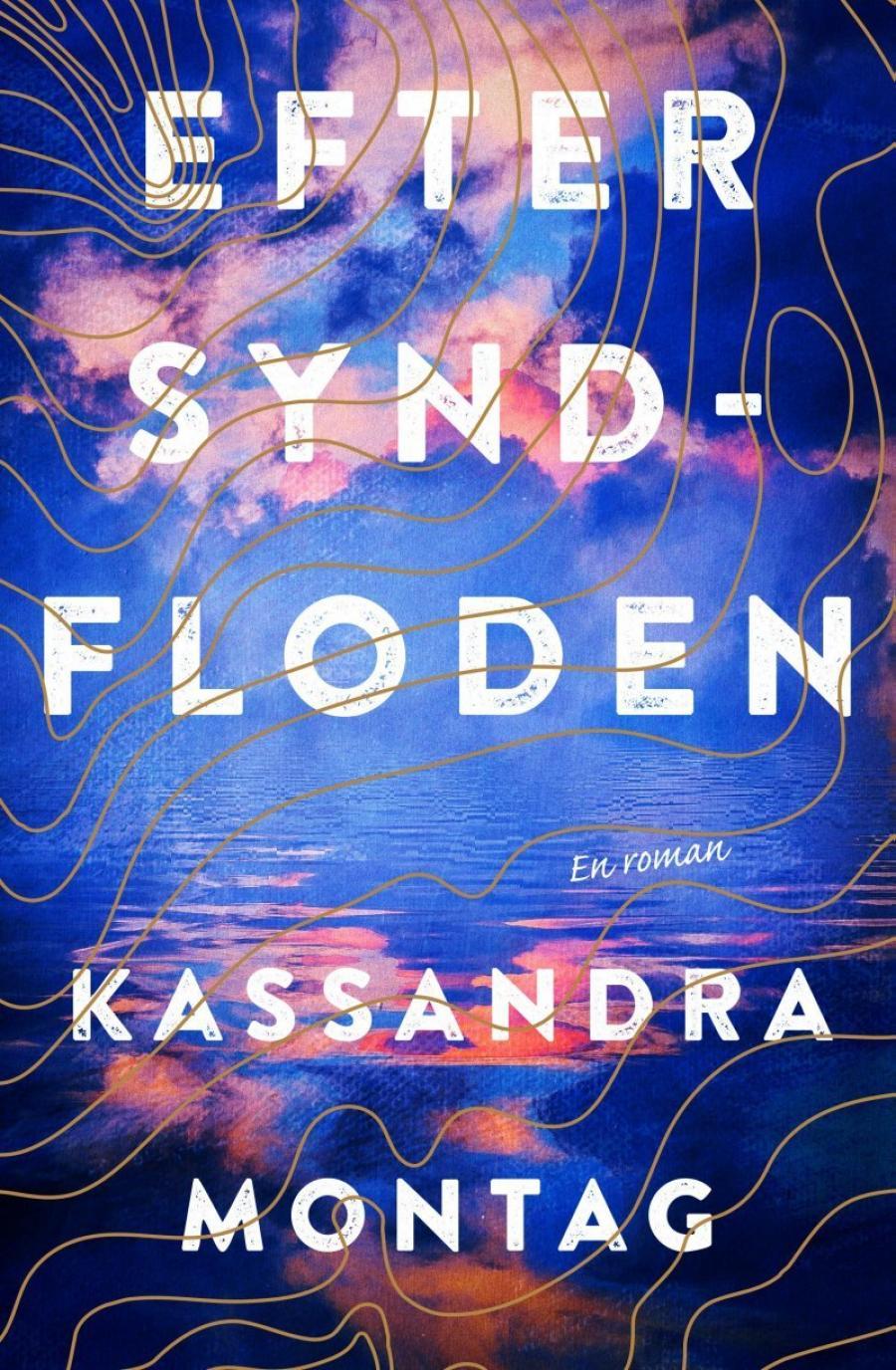 Billede af bogen Jeg tæller mine skridt af Kassandra Montag