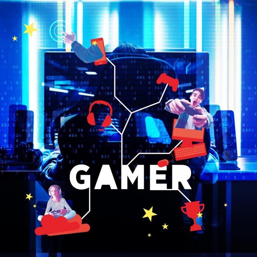 Emneliste: Gamer
