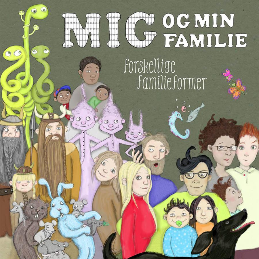 Emneliste: Mig og min familie