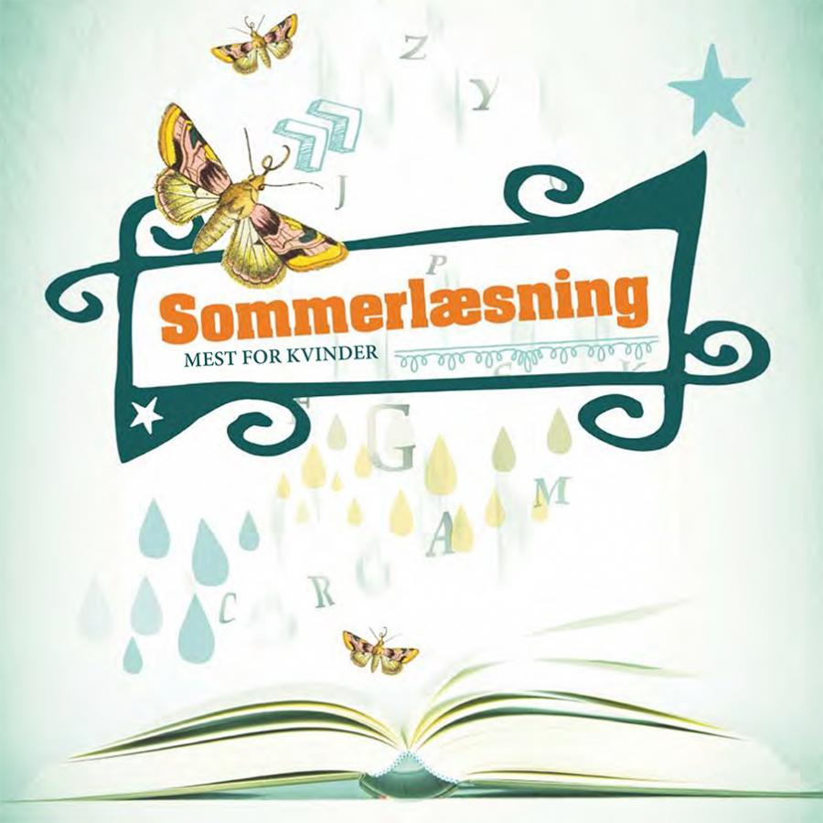 Emneliste: Sommerlæsning for kvinder