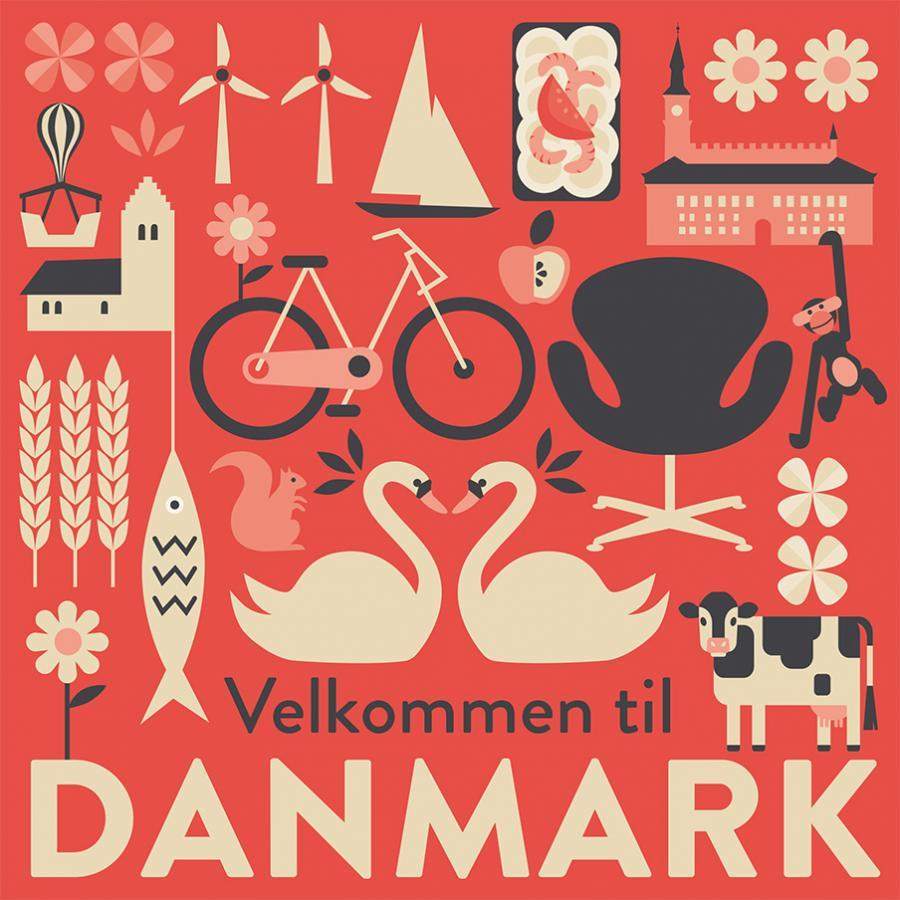 Emneliste: Velkommen til Danmark