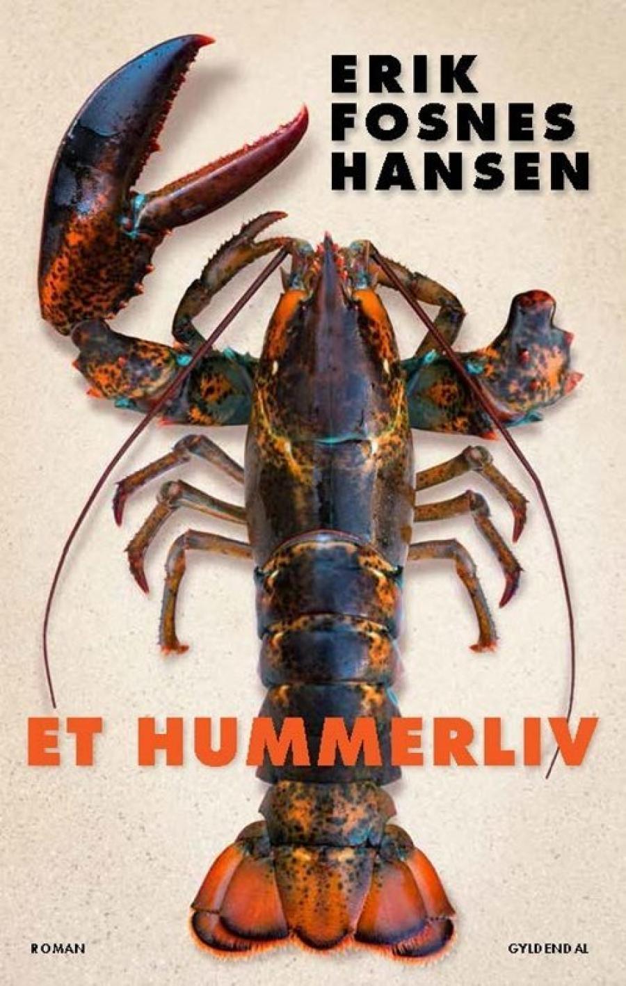 Billede af bogen Et hummerliv af Erik Fosnes Hansen
