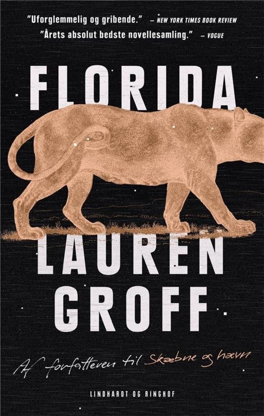 Billede af bogen Florida af Lauren Groff