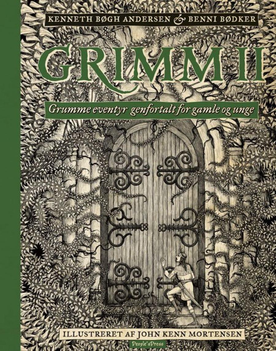 Billede af bogen Grimm II af Kenneth Bøgh Andersen og Benni Bødker