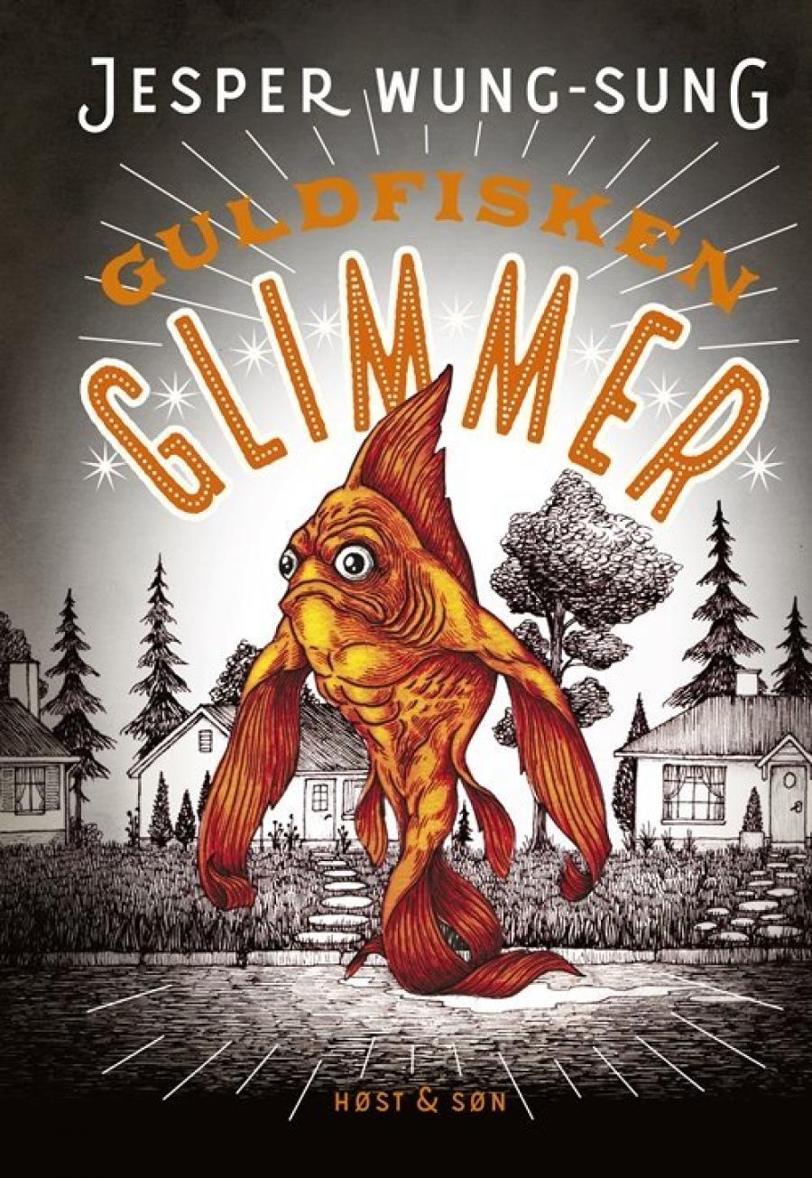 Billede af bogen Guldfisken Glimmer af Jesper Wung-Sung