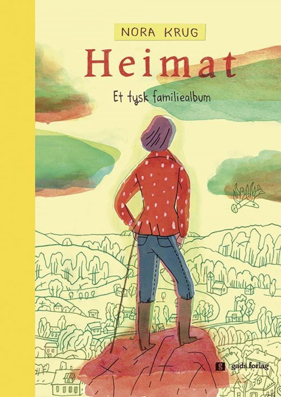 Billede af bogen Heimat af Nora Krug