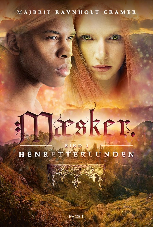 Billede af bogen Henretterlunden af Majbrit Ravnholt Cramer