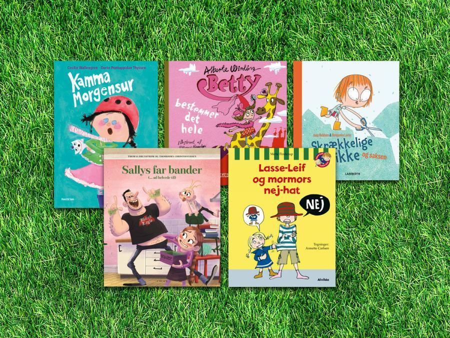 5 gode børnebøger