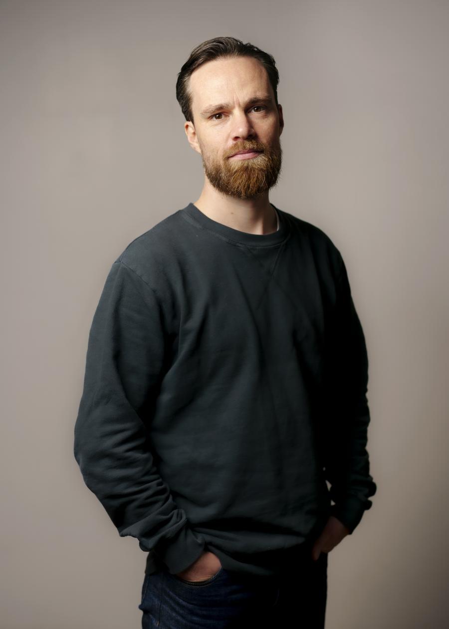 Jonas Kleinschmidt. Foto: Ivan Boll