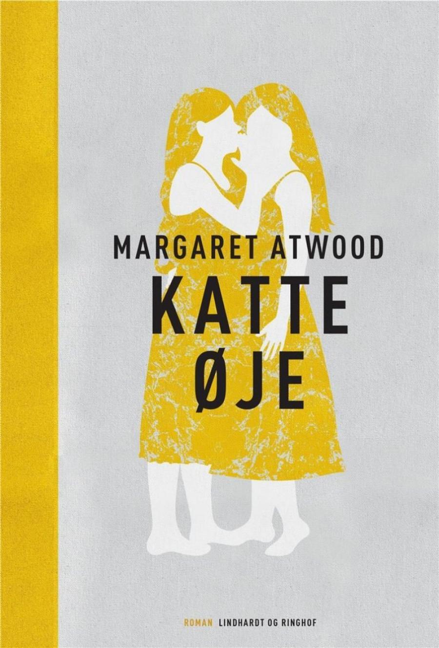 Bogforside Katteøje af Margaret Atwood