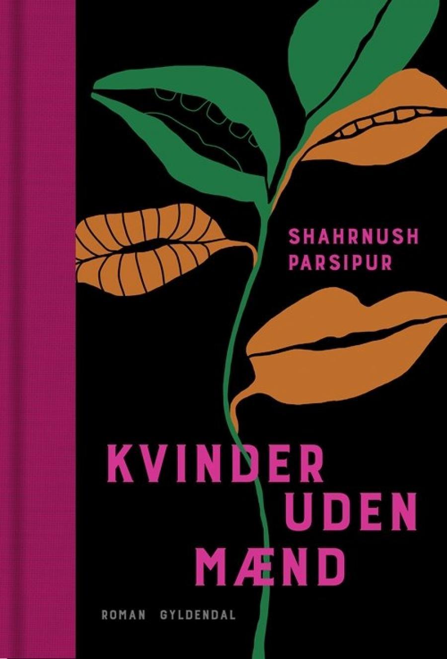 Billede af bogen Kvinder uden mænd af Shahrnush Parsipur