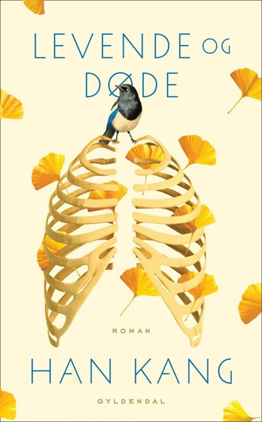 Billede af bogen Levende og døde af Han Kang