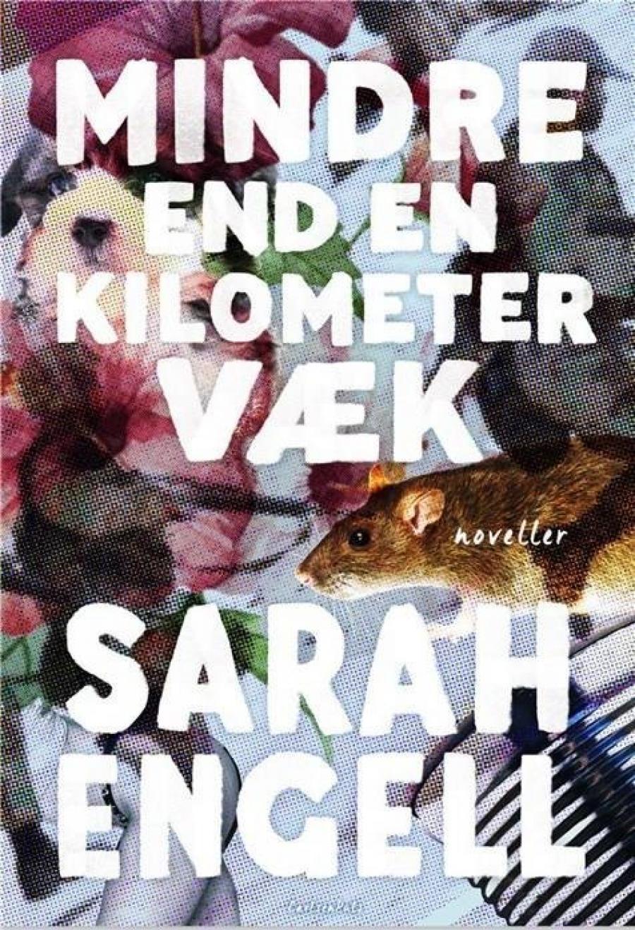Billede af bogen Mindre end en kilometer væk af Sarah Engell