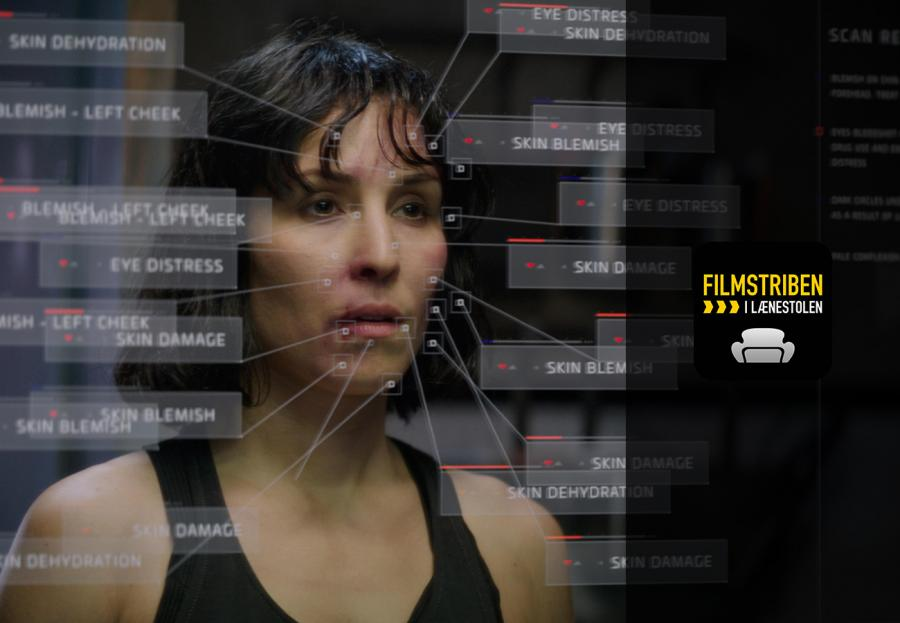 Noomi Rapace i filmen What happened to Monday