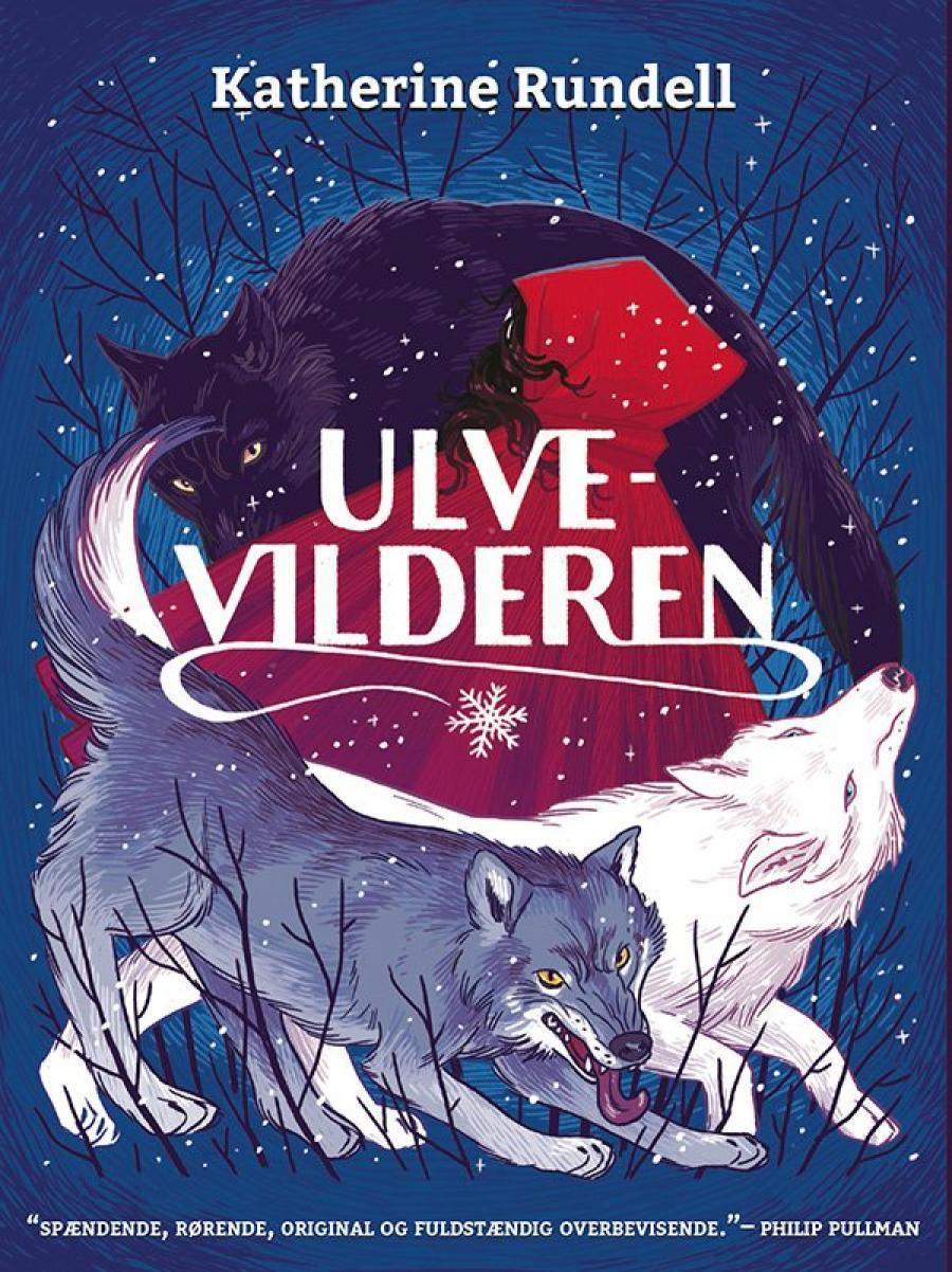 Billede af bogen Ulvevilderen af Katherine Rundell