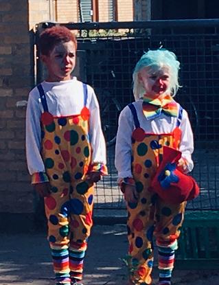 Børnehaven Blegkilde har fået støtte til et cirkusforløb